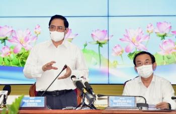 Thủ tướng Phạm Minh Chính: 'Thông' về tư tưởng sẽ gỡ được nút thắt hạ tầng