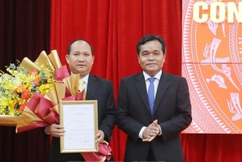 Chuẩn y ông Rah Lan Chung giữ chức Phó Bí thư Tỉnh ủy Gia Lai
