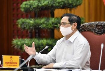 Thủ tướng Phạm Minh Chính: Người nông dân phải là chủ thể, phải nâng cao đời sống tinh thần và vật chất cho họ