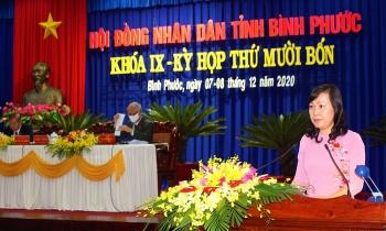 Danh sách 60 người trúng cử đại biểu HĐND tỉnh Bình Phước nhiệm kỳ 2021-2026