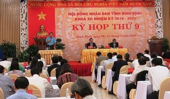 Danh sách 57 người trúng cử đại biểu HĐND tỉnh Bình Định nhiệm kỳ 2021-2026
