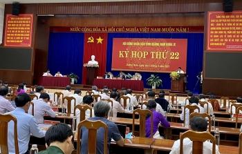 Danh sách 57 người trúng cử đại biểu HĐND tỉnh Quảng Nam nhiệm kỳ 2021-2026
