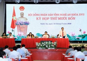 Danh sách 83 người trúng cử đại biểu HĐND tỉnh Nghệ An nhiệm kỳ 2021-2026