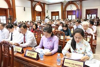 Danh sách 61 người trúng cử đại biểu HĐND tỉnh Tiền Giang nhiệm kỳ 2021-2026