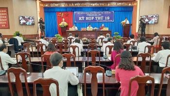 Danh sách 54 người trúng cử đại biểu HĐND tỉnh Bến Tre nhiệm kỳ 2021-2026