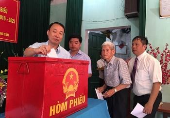 Danh sách 58 người trúng cử đại biểu HĐND tỉnh Lạng Sơn nhiệm kỳ 2021-2026