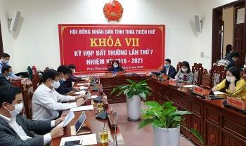 Danh sách 51 người trúng cử đại biểu HĐND tỉnh Thừa Thiên - Huế nhiệm kỳ 2021-2026