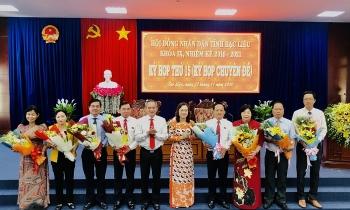 Danh sách 50 người trúng cử đại biểu HĐND tỉnh Bạc Liêu nhiệm kỳ 2021-2026