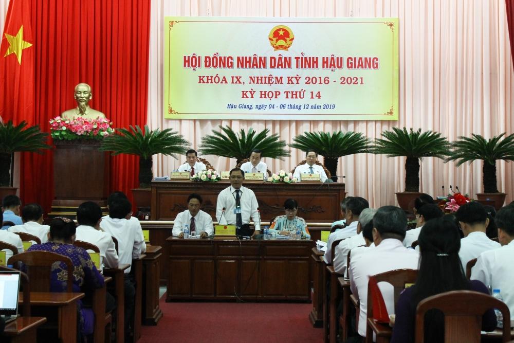 Danh sách 50 người trúng cử đại biểu HĐND tỉnh Hậu Giang nhiệm kỳ 2021-2026