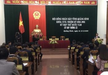 Danh sách 50 người trúng cử đại biểu HĐND tỉnh Quảng Bình nhiệm kỳ 2021-2026