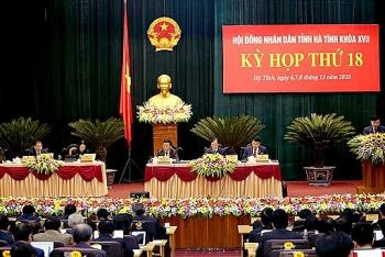 Danh sách 54 người trúng cử đại biểu HĐND tỉnh Hà Tĩnh nhiệm kỳ 2021-2026