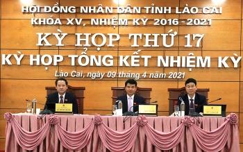 Danh sách 55 người trúng cử đại biểu HĐND tỉnh Lào Cai nhiệm kỳ 2021-2026