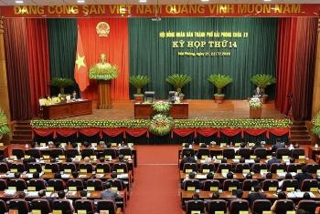 Danh sách 67 người trúng cử đại biểu HĐND TP. Hải Phòng nhiệm kỳ 2021-2026