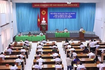 Danh sách 61 người trúng cử đại biểu HĐND tỉnh An Giang nhiệm kỳ 2021-2026