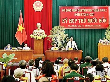 Danh sách 50 người trúng cử đại biểu HĐND tỉnh Ninh Thuận nhiệm kỳ 2021-2026