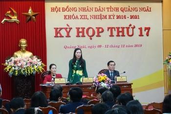 Danh sách 53 người trúng cử đại biểu HĐND tỉnh Quảng Ngãi nhiệm kỳ 2021-2026