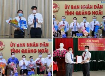 TP.HCM, Quảng Ngãi, Lạng Sơn bổ nhiệm nhân sự lãnh đạo mới