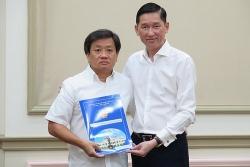 TP.HCM chính thức trả lời về việc ông Đoàn Ngọc Hải xin thôi việc