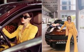 Tin tức giải trí sao Việt hôm nay (14/6): Hoa hậu Hương Giang mua xe hơi thứ 4 giá gần 5 tỷ