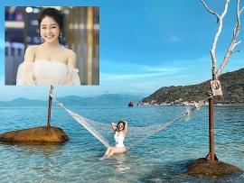Tin tức giải trí sao Việt hôm nay (15/6): Trâm Anh đăng ảnh bikini khoe body
