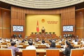 Kỳ họp thứ 10 Quốc hội khoá XIV có thể kéo dài 18 ngày, bắt đầu từ 19/10