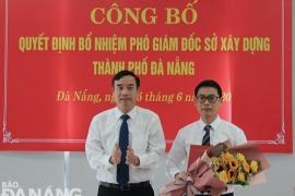 Đà Nẵng và TP.HCM điều động, bổ nhiệm lãnh đạo mới
