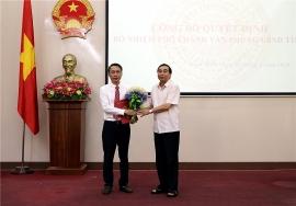 Yên Bái, Ninh Bình, Kon Tum điều động, bổ nhiệm lãnh đạo mới