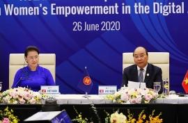 Thủ tướng Nguyễn Xuân Phúc: Cần hành động để giải phóng tiềm năng to lớn của phụ nữ