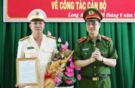 Chân dung tân Giám đốc Công an tỉnh Lai Châu, Bắc Kạn, Long An