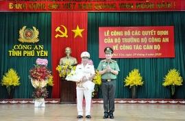 Đại tá Phan Thanh Tám làm Giám đốc Công an Phú Yên