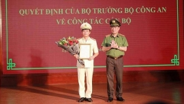 Công an tỉnh Lạng Sơn có tân Giám đốc