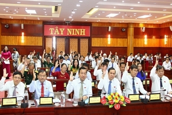 Danh sách 52 người trúng cử đại biểu HĐND tỉnh Tây Ninh nhiệm kỳ 2021-2026