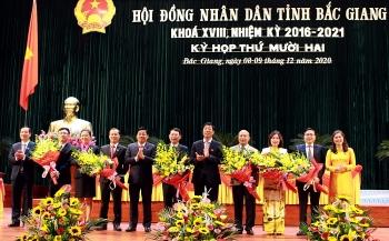 Danh sách 75 người trúng cử đại biểu HĐND tỉnh Bắc Giang nhiệm kỳ 2021-2026