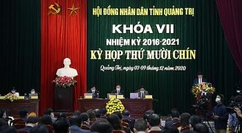 Danh sách 50 người trúng cử đại biểu HĐND tỉnh Quảng Trị nhiệm kỳ 2021-2026