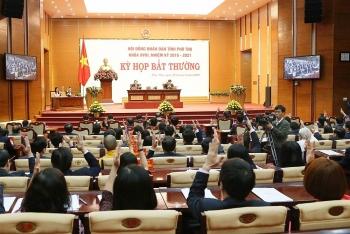 Danh sách 70 người trúng cử đại biểu HĐND tỉnh Phú Thọ nhiệm kỳ 2021-2026