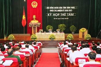 Danh sách 51 người trúng cử đại biểu HĐND tỉnh Vĩnh Phúc nhiệm kỳ 2021-2026
