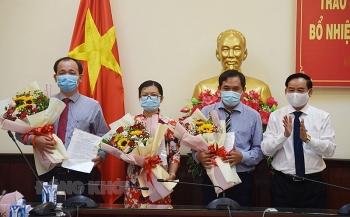 Đà Nẵng, Quảng Ninh, Bến Tre bổ nhiệm nhân sự, lãnh đạo mới