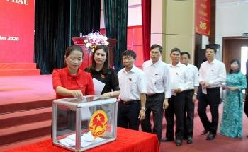 Danh sách 50 người trúng cử đại biểu HĐND tỉnh Lai Châu nhiệm kỳ 2021-2026