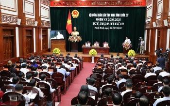 Danh sách 50 người trúng cử đại biểu HĐND tỉnh Ninh Bình nhiệm kỳ 2021-2026