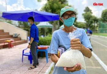 'ATM gạo' hỗ trợ người có hoàn cảnh khó khăn trong dịch COVID-19