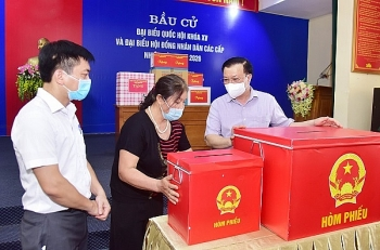 Danh sách 29 người trúng cử đại biểu Quốc hội tại Hà Nội