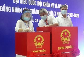 Danh sách 6 người trúng cử đại biểu Quốc hội tại TP. Đà Nẵng