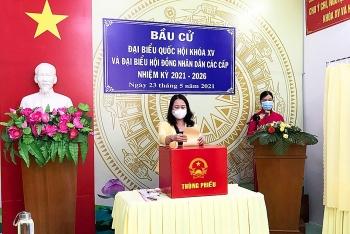 Danh sách 9 người trúng cử đại biểu Quốc hội tại An Giang