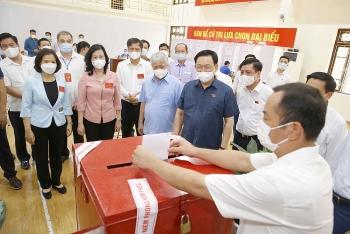 Danh sách 9 người trúng cử đại biểu Quốc hội tại Bắc Giang