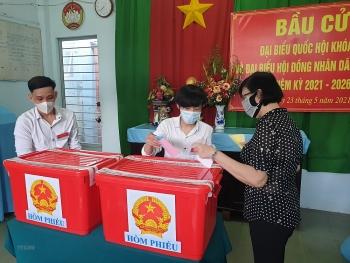 Danh sách 6 người trúng cử đại biểu Quốc hội tại Bình Phước