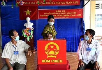 Danh sách 7 người trúng cử đại biểu Quốc hội tại Cà Mau