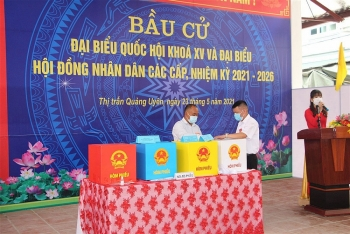 Danh sách 6 người trúng cử đại biểu Quốc hội tại Cao Bằng