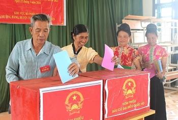 Danh sách 6 người trúng cử đại biểu Quốc hội tại Điện Biên