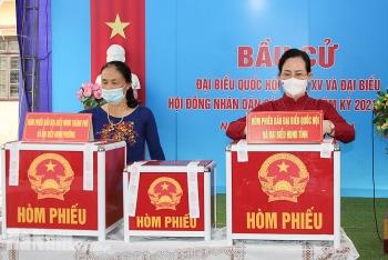 Danh sách 6 người trúng cử đại biểu Quốc hội tại Hà Nam