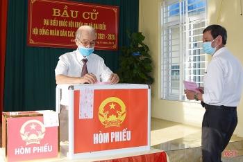 Danh sách 7 người trúng cử đại biểu Quốc hội tại Hà Tĩnh